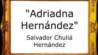 Adriadna Hernández - Salvador Chuliá Hernández [Pasodoble]
