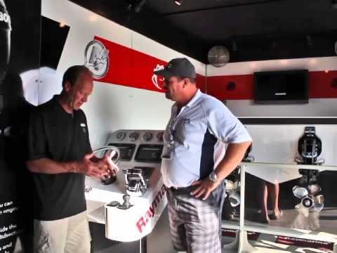 Mercury Marine at The 2014 North American Sail & Power Boat Show