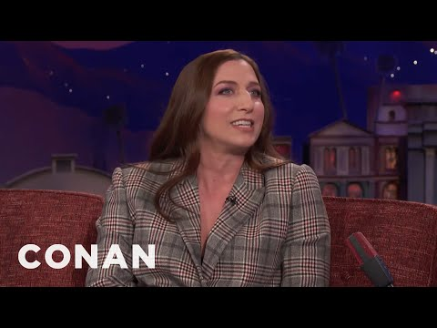 Chelsea Peretti & Jordan Peele Eloped With Their Dog To Big Sur   CONAN on TBS