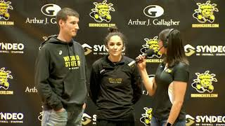 Track and Field Interviews: Pole Vaulting