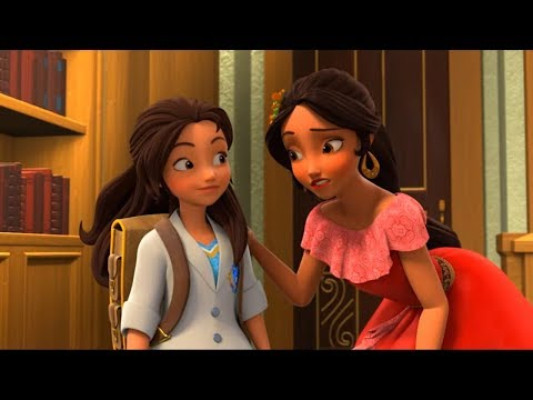 Елена - Принцесса Авалора, 2 сезон 12 серия - мультфильм Disney для детей