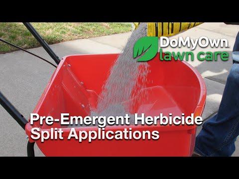 Ly Pre Emergent Herbicide Split