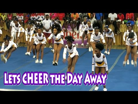 Lets Cheer the Day Away | Vlog #169