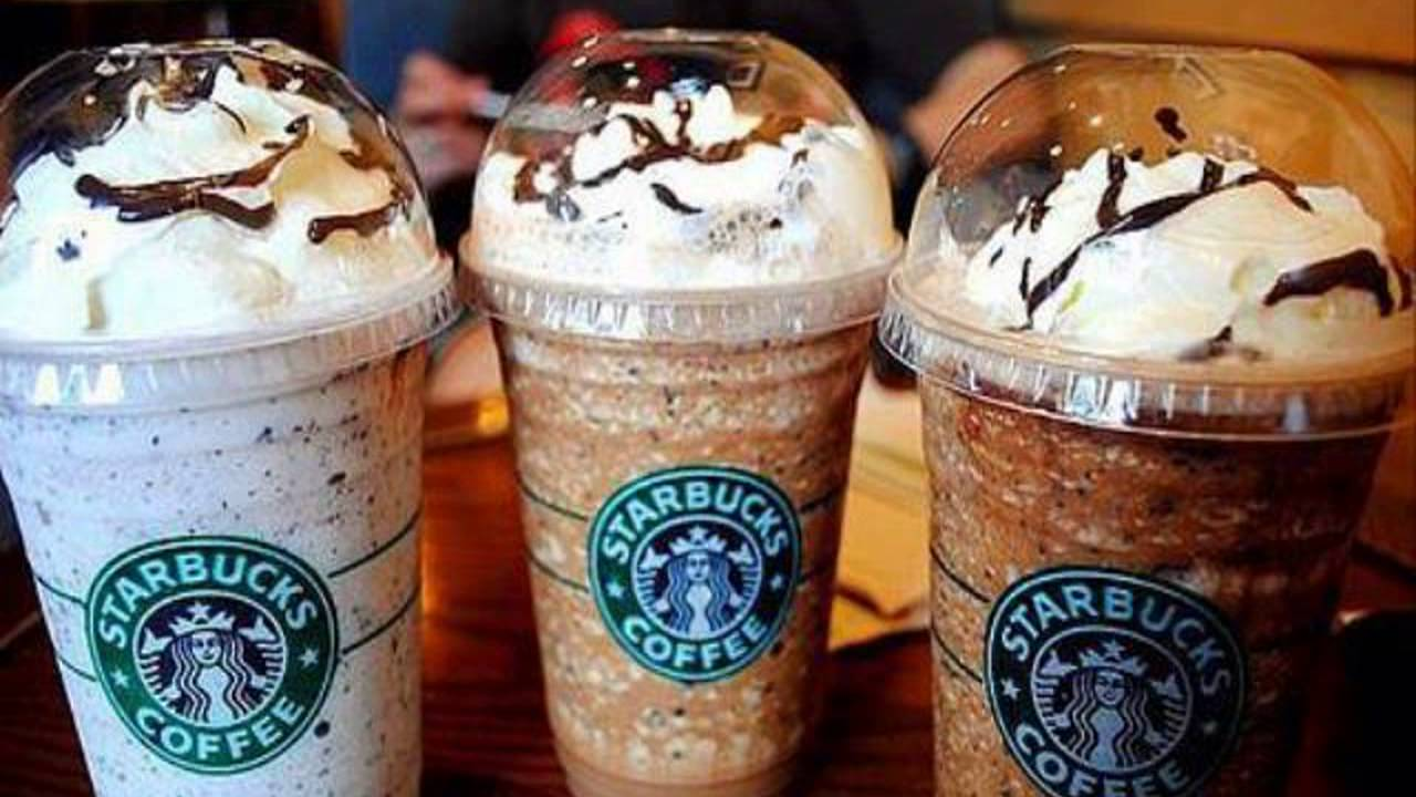 The Best Starbucks Drinks Without Coffee