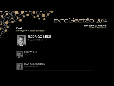 Rodrigo Kede – Presidente da IBM Brasil – Inovação e Competitividade