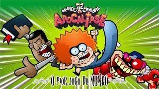 Mundo Canibal Apocalipse - Abertura do JOGO! thumbnail
