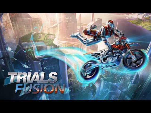 Trials Fusion FMX Gameplay Trailer
