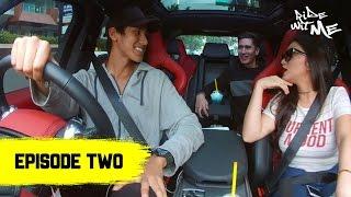 #ridewitmejakarta episode 2 | Join Verrel Bramasta, Sean Gelael, Ariel Tatum
