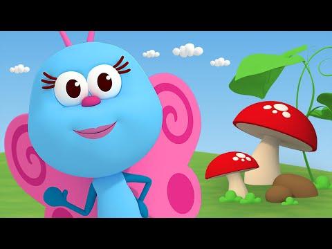 Танцуем с насекомыми | Сборник детских песен | Детское Королевство