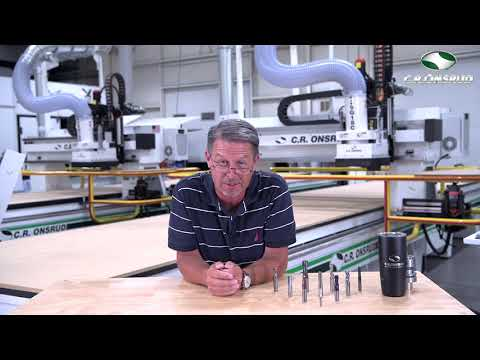 Tooling material, flute geometry, and number of flutes - C.R. Onsrud Chips & Tips (Episode 3)