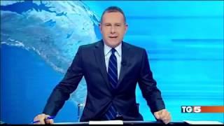 Miro al TG5 edizione ore 13 00 del 12 aprile
