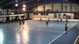 #AFA #Goles Unión de Ezpeleta 6 - Chacarita Jrs. 1.
