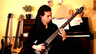 Bach - Air on G string (Bass solo)
