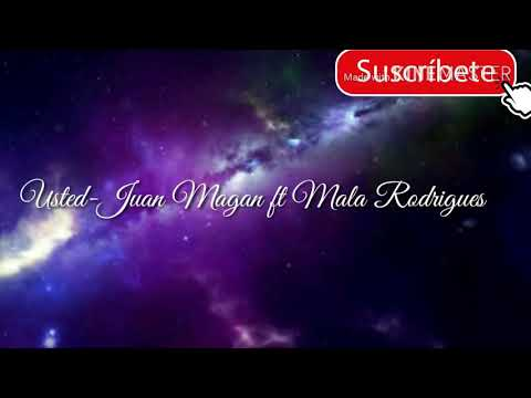 Juan Magan ft Mala Rodríguez Usted-letra a