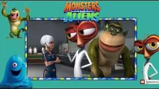 Монстры против Пришельцев сериал 2013   смотреть онлайн 15