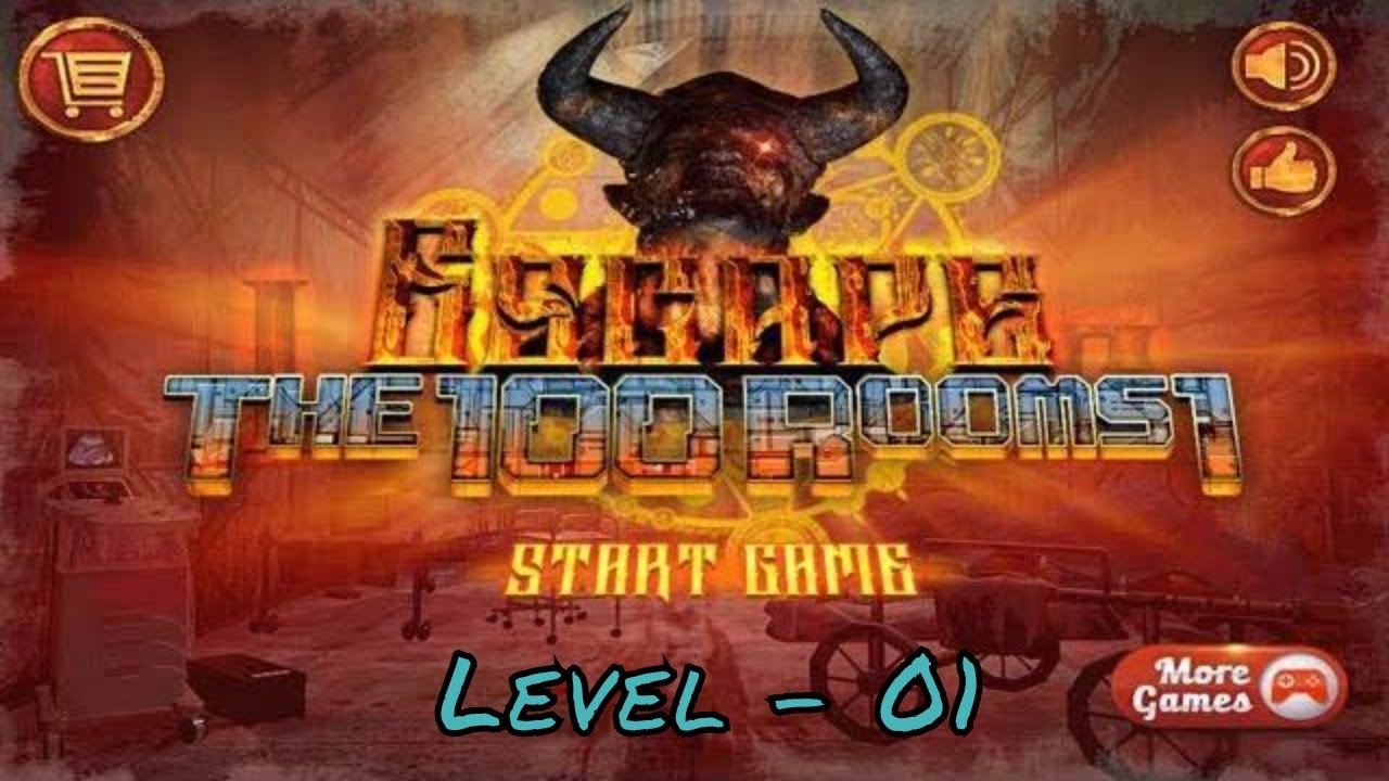 Can You Escape The 100 Room 1 Level 1 Walkthrough