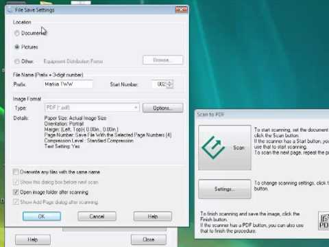 Setting Up Your Epson Scanner for Sharepoint