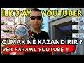 İLK 3 AY YOUTUBER OLMAK NE KAZANDIRIR ?  Youtubedan İlk Paramı Çektim !!