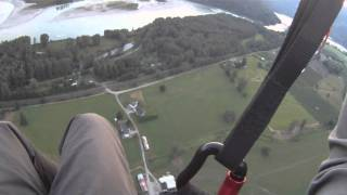 My first Paragliding flight!
