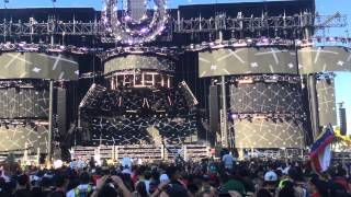 Скачать Dillon Francis DJ Snake Get Low Live At Ultra Music Festival 2015 3 29 15 HD