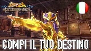 Saint Seiya: Soldiers' Soul - PS3/PS4/STEAM - Compi il tuo destino! (Italian)