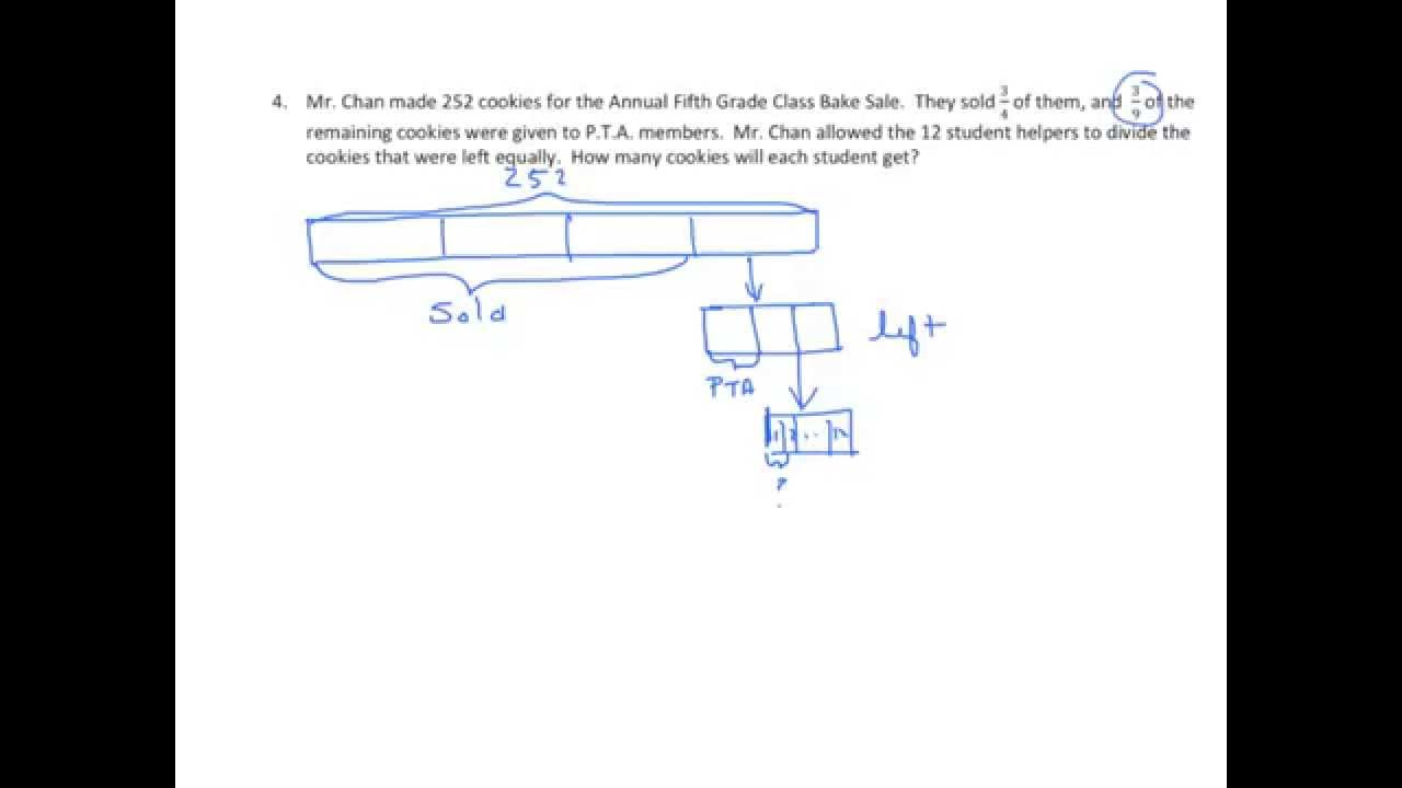 Grade 5 EngageNY Eureka Math Module 4 Lesson 11 Homework Guidance ...