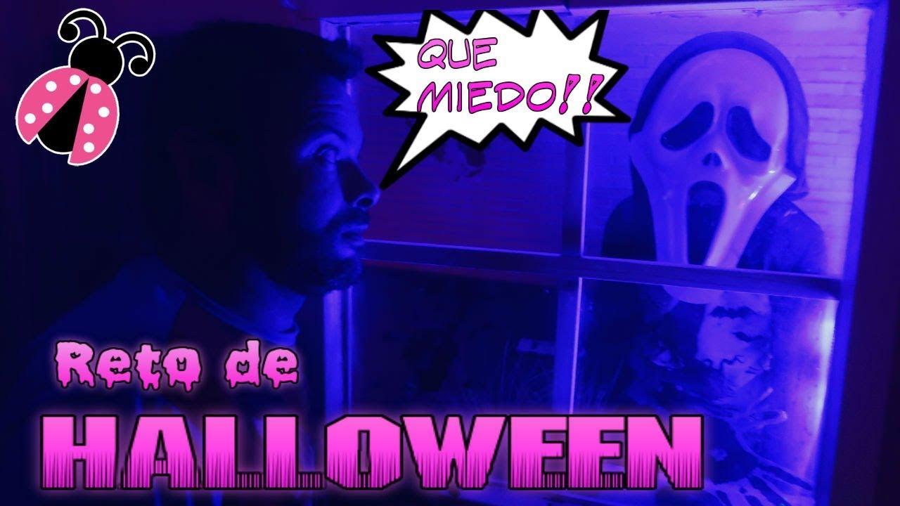 Historia De Halloween En Casa Encantada Mi Padre Acepta El Reto De Halloween Youtube