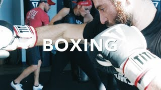 Title Boxing Boxing Class