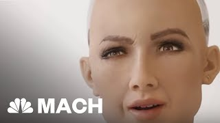5 Science And Tech Predictions For 2018 | Mach | NBC News