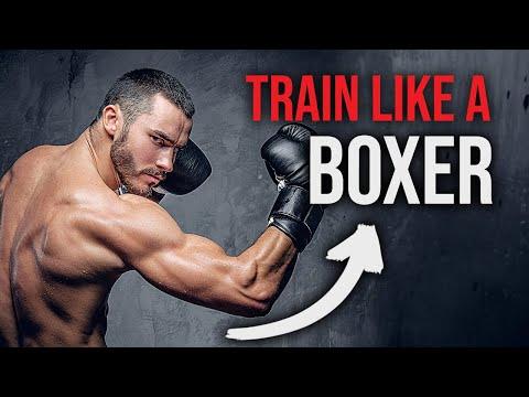 Train like a Boxer - Boxer workout to Train like a Boxer