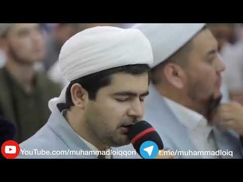 Taroveh tasbehi Muhammadloiq qori