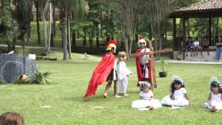Páscoa - O Verdadeiro Significado - Aliança Bíblica de Santos 2014