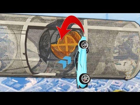 Die SCHWIERIGSTE Stunt Map? | GTA 5 Online