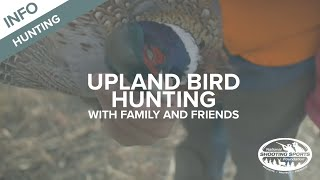 Download Video Experience A Day of Upland Bird Hunting with Family and Friends | #LetsGoHunting MP3 3GP MP4