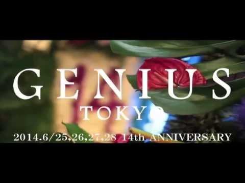 GENIUS TOKYO 14th ANNIVERSARY
