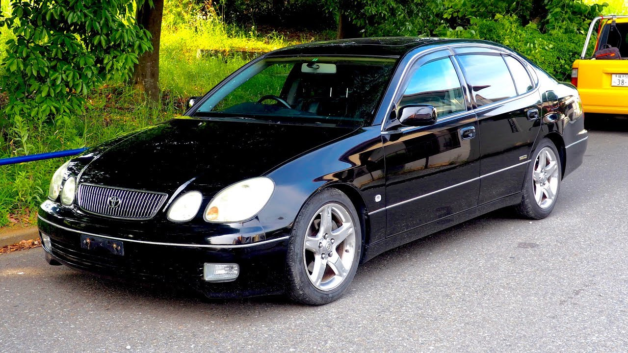 1997 toyota aristo 2jz twin turbo canada import japan auction purchase review youtube. Black Bedroom Furniture Sets. Home Design Ideas