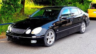 1997 Toyota Aristo 2JZ Twin Turbo (Canada Import) Japan Auction Purchase Review