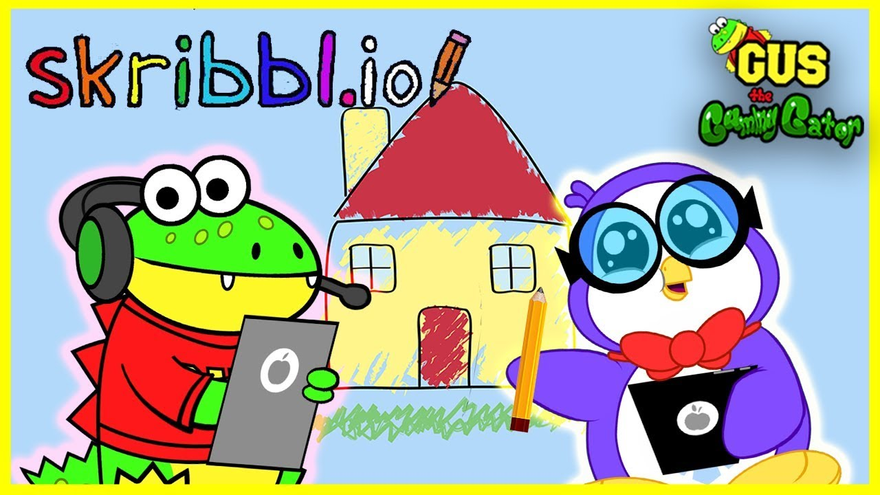 Let S Play Skribbl Io Funny Moments With Vtubers Peck