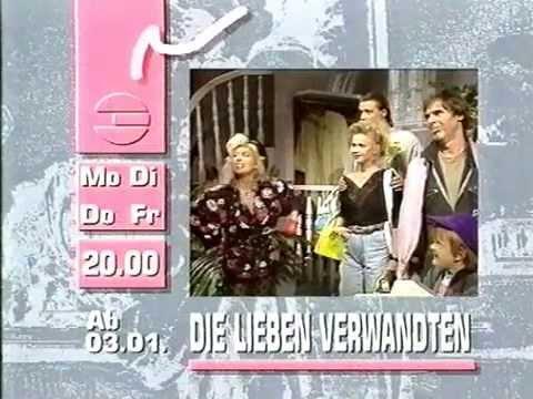 SW3 Programmschema Januar 1991
