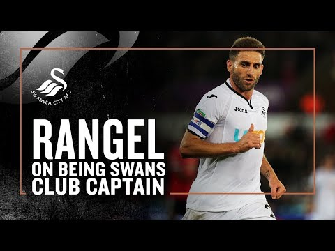 Angel Rangel on becoming Swans club captain