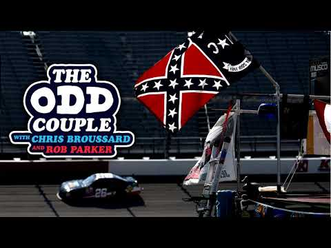 Chris Broussard & Rob Parker - NASCAR Bans Confederate Flags from All Racetracks