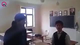 Habil Məmmədov və şagirdi Kamal