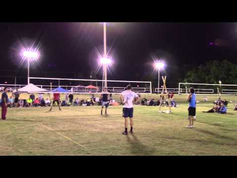 2014 Columbia Clash Outdoor Volleyball Tournament