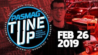 TuneUp - Feb 26, 2019: Mazzei Formula RX-7, Autocross Rat Rod, 2JZ for the 2020 Supra, and more!