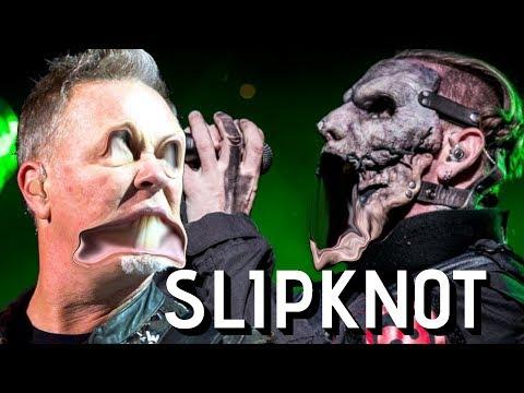 Unsainted But James Hetfield GETS HIS REVENGE | Slipknot