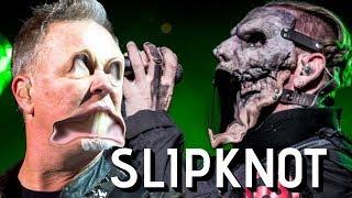 Unsainted but James Hetfield GETS HIS REVENGE   Slipknot