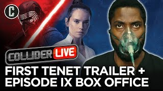 Tenet Trailer Discussion + Rise of Skywalker Predicted for $450 Million - Collider Live #286