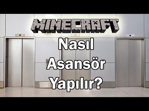 Minecraft: Asansör Yapımı