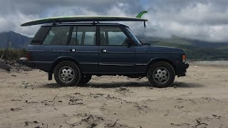 How I restored a classic Range Rover and saved it from the junkyard // SOUP Classic Motoring