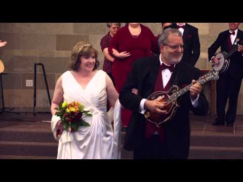 A Bluegrass Wedding ~ Marlene & Paul Celebrate!